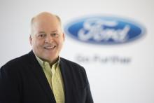 A Ford vezérigazgatóvá nevezte ki Jim Hackettet, hogy megerősítse a vállalat működését és segítse a Ford továbblépését; Farley, Hinrichs és Klevorn új feladatokat kaptak