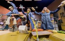 Ett sceniskt ljudverk om världens undergång – premiär för Ship of Fools