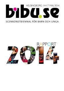 RAPPORT för bibu.se 2014