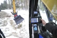 Rototilt och Trimble erbjuder grävmaskinsföraren full kontroll på redskapen i alla lägen