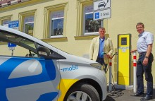 Bad Staffelstein macht e-mobil