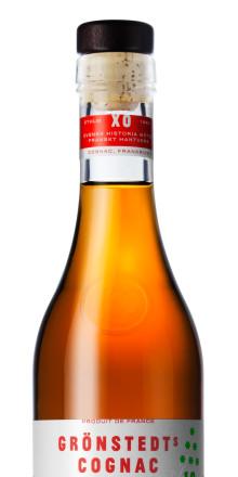 Julcognac i begränsad upplaga - Grönstedts cognac presenterar Noël XO 2016 i ny design