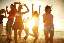 Hit reiser ungdommene i sommer