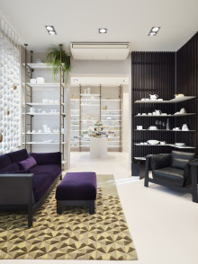 Rosenthal celebrates store reopening in Munich