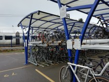 Harpenden station to gain new and improved cycle parking