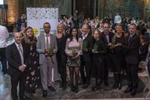 Framtidens sjukhus, välbefinnande i byggnader och engagemang för allmännyttan belönas på årets Sweden Green Building Awards