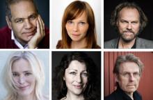 Årets gäster på Bokens Dag Lindesberg