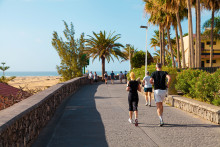 Gran Canaria on säilyttänyt suosionsa talven lomakohteena – 71 % kyselyyn vastanneista aikoo matkustaa saarelle uudelleen