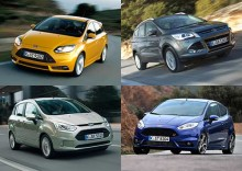 Salgsbyks for Ford i juni