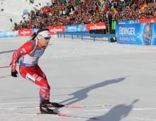 Emil Hegle Svendsen står over BMW IBU World Cup i Holmenkollen