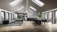 Här byggs Stockholms mest exklusiva bostäder - våningar på över 350 kvadratmeter i Östermalms hemligaste fastighet
