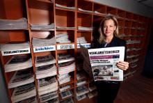 Victoria Svanberg blir hedersdoktor vid Karlstads universitet