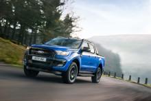 Európában a Ford a No. 1. haszongépjármű-márka; a 2018-as év erős volt a Ford SUV-kínálata számára