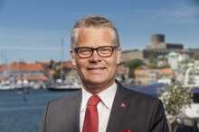 Niclas Mårtensson assumes the position of CEO at Stena Line