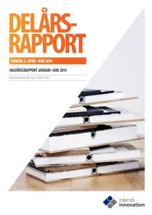 Inlandsinnovations halvårsrapport 2014 inklusive kvartal 2