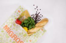 Påsen som ska ersätta plastpåsarna i matbutikerna