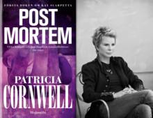 Modernista tar över Patricia Cornwell i Sverige