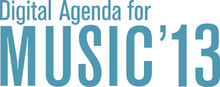 Conference: Digital Agenda for Music '13