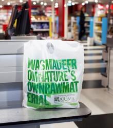 Nachhaltigkeit: Stena Line verzichtet auf 1 Millionen Plastiktüten