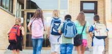 Småländsk kommun får fri skolbevakning.