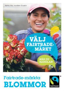 Blomsterlandet deltar i Fairtrade Challenge