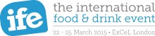 IFE the international drink & food event - London