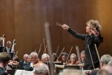 Första utgåvan: Göteborgs Symfoniker spelar in Sibelius symfonier med Santtu-Matias Rouvali