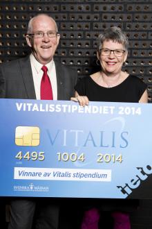 Deltagarrekord på Vitalis!