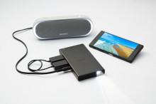 A Sony nagy teljesítményű, kisméretű hordozható projektort dob piacra az egyszerűbb és élvezetesebb audiovizuális bemutatókhoz