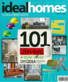 Evorich Flooring Group has been featured on IdealHome Magazine Vol. 6