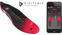 Digitsole släpper den första interaktiva värmesulan