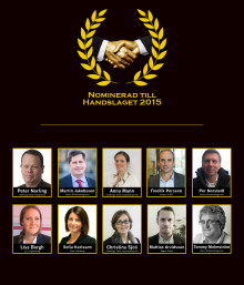 De nominerade till 2015 års bästa offentliga upphandling är utsedda!