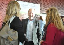 250 besökare tackade av Väsbys kommundirektör på framtidsmingel