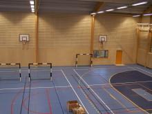 Satsningen på idrott fortsätter i Sollentuna - ännu en idrottshall invigs
