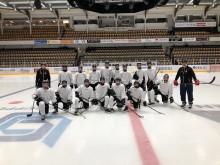 Stort intresse för nya hockeygymnasiet i Umeå