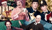 Adde Malmberg regisserar en fars i juletid på Örebro Teater