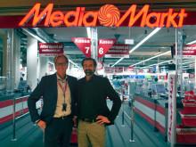 Urb-it utökar samarbetet med Media Markt
