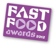 Pressinbjudan till prisutdelningen av Fast Food Awards
