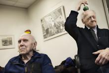 Cirkus Cirkör tar cirkusen till äldrevården - Cirkus Äldre De Luxe