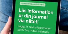 Både medarbetare och patienter uppskattar journal via nätet