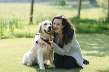 ​Golden George named Scotland's top dog