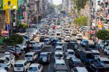 För ett hållbart transportsystem i Myanmar