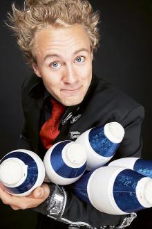 Johan Wellton, barnteater, humorfestival och konst på Fringe Festival