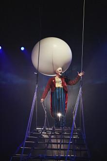 Cirkus Cirkörföreställningen Borders i Malmö är slutsålt!