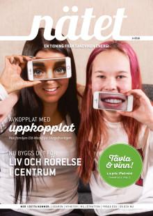 Nätet, en tidning från Sandviken Energi, nummer 1 2016 lågupplöst