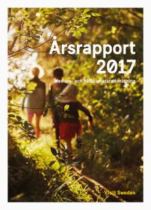 Visit Swedens års- och hållbarhetsrapport 2017