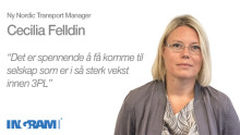 Ny Nordic Transport Manager hos Ingram Micro