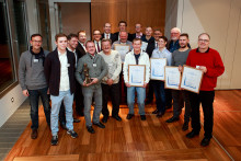 Barmenia Fairplay-Pokal wird 40: SV Bayer Wuppertal und TSV Beyenburg gewinnen erstmalig
