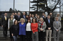 Eurofound hosts delegation from Committee on Employment and Social Affairs