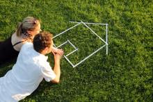 Die liebsten Orte für den Hausbau: Die meisten Bauherren bevorzugen Grundstücke im ländlichen Raum und in kleineren Städten